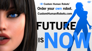 Human Robots - Custom Human Robots - Humanoid Robots - Human-like Robots - Robots that Look Like Humans Customhumanrobots